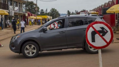 The government re-introduced a two-week lockdown in parts of the capital Kigali