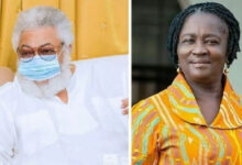 Photo of See what Prof Naana Opoku-Agyemang wrote in the foreword of 'Working with Rawlings'