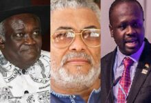 Photo of I was never used against Rawlings – Omane Boamah tells Kwamena Ahwoi over comments in his book