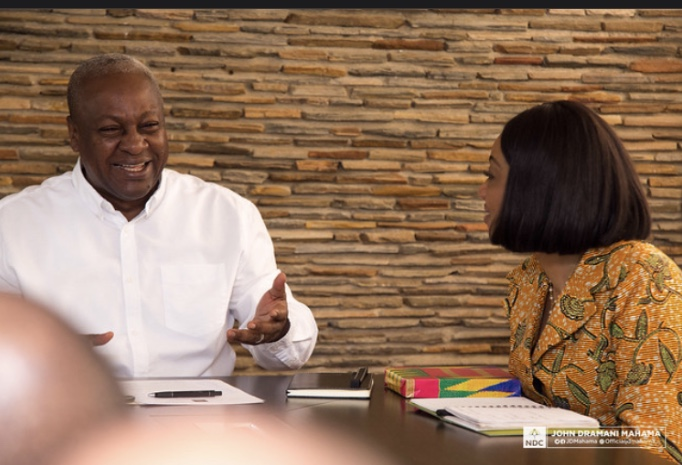 'Your incompetence is legendary' – Mahama to EC 1