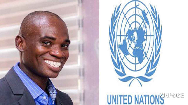 The United Nations say it has no relationship with Dr Fordjour and his outfit