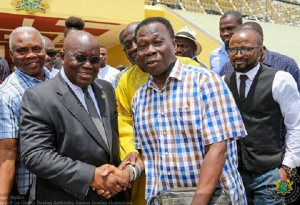 President Akufo-Addo orders Finance Ministry to pay $45,000 'state loan' owed D.K Poison 1