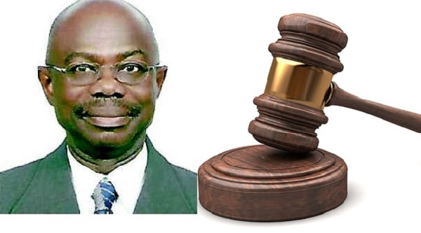 Dr. Emmanuel Yaw Osei-Twum is the 5th prosecution witness