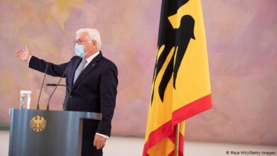 Photo of German President Steinmeier cautions against 'hate and xenophobia' after Nice attack