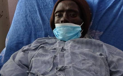 Shock as Kenyan man 'comes back to life' in morgue 1