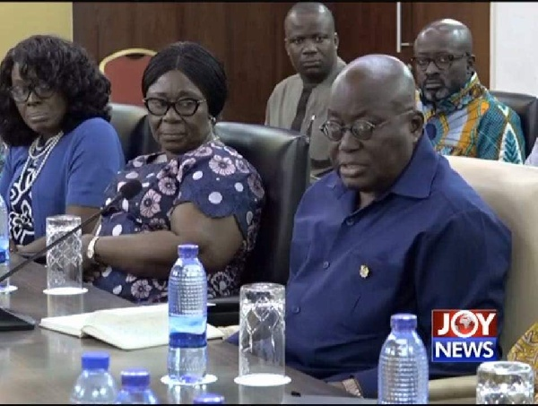 Akufo Addo Flees From BBC Request For Interview 1