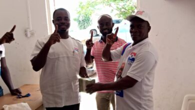 Photo of Francis Owusu-Akyaw Donates 10K To Feed Party Agents In Juaben Constituency