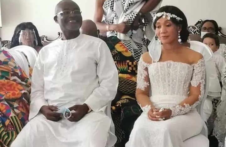 Exclusive Photos From Kennedy Agyapong's Wedding 1