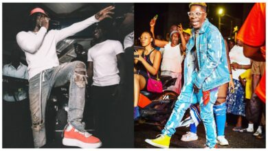 Dancehall Battle: Stonebwoy To Name His Upcoming Track 1GAD After Shatta Wale's 1DON - See Screenshot 22