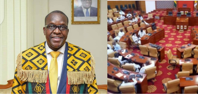 """""""I never said NPP has majority in Parliament"""" – Alban Bagbin declares as he explains further 1"""