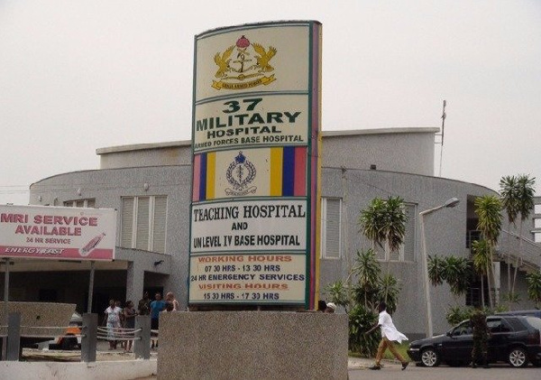 Medical and Emergency Unit of 37 Military Hospital to shutdown 1