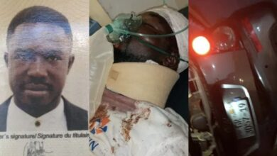 Accra: Help needed to find family of Accident victim with serious head injury who is unable to speak 4