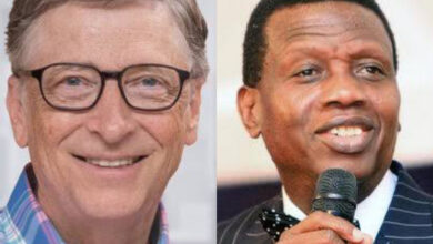 'We don't have money to fight covid-19 but we have God' - Pastor Adeboye tells Bill Gates 4