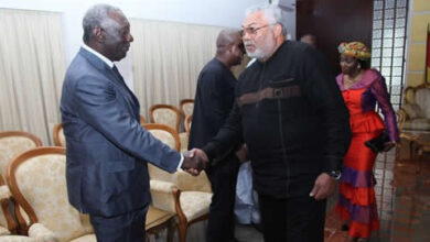 Rawlings benefited from NPP's withdrawal of his courtesies in 2002 - Kofi Adams 4