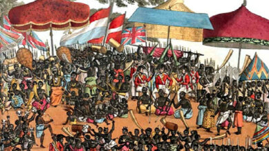 How an Ashanti King led an army to defeat the British and behead a governor in 1824 31