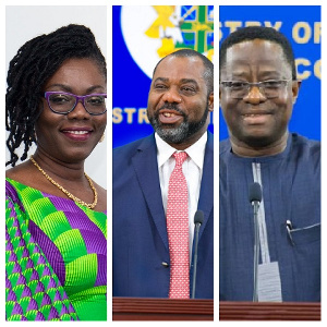 Ministerial list: Here are those who have been dropped, maintained and reshuffled - Report 1