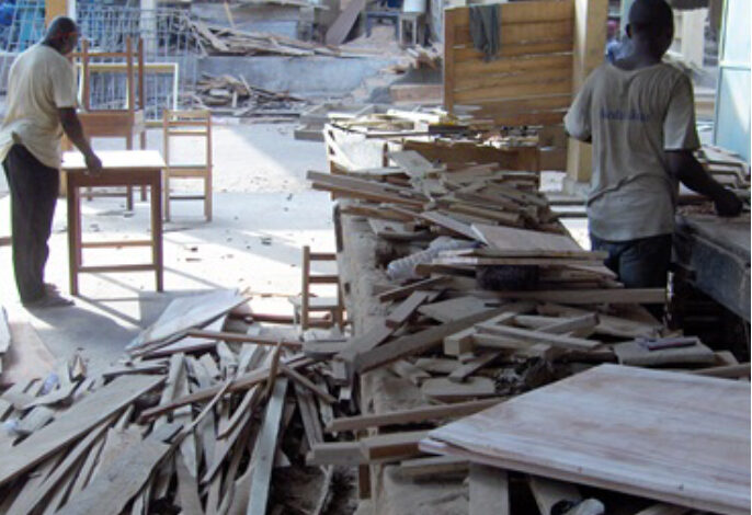 How COVID-19 Is Forcing Children Into Child Labour At Sokoban Wood Village 1