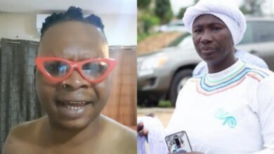 Gay Man, Nana Tornado Blast Prophetess Cecelia Marfo For Telling Joyce Blessing To Go Back To Her Husband (Video) 1