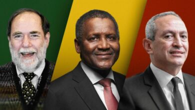 Forbes Drops 2021 Ranking Of Africa's Richest Men (Check Out Who And Who Made The List) 3