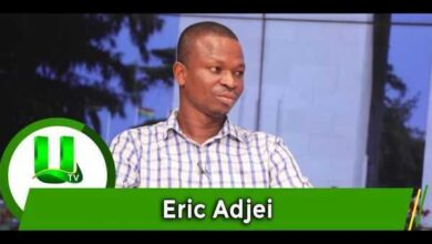 Bono Regional NDC Deputy Communication Officer, Eric Adjei