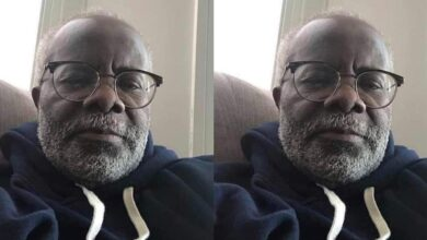 New Photos Of Papa Kwesi Ndoum Pops Up Online After Closure Of GN Bank As He Looks All Covered In Grey Hair 3