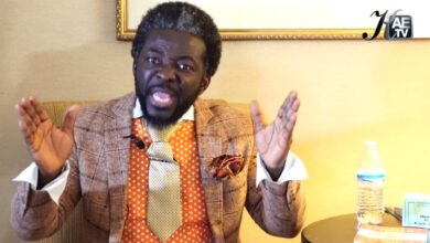 """Anyone Who Will Say """"HELLO"""" Will Go To Hell - Evangelist Papa Shee Explains Why 4"""