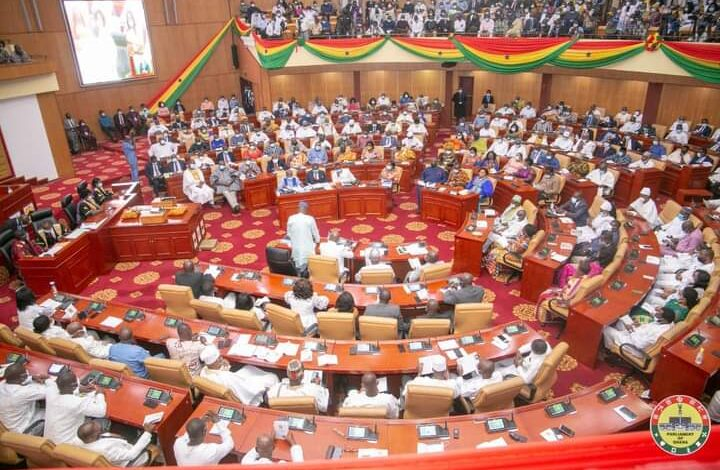 Video: Watch how NPP emerge as Majority in 8th Parliament 1