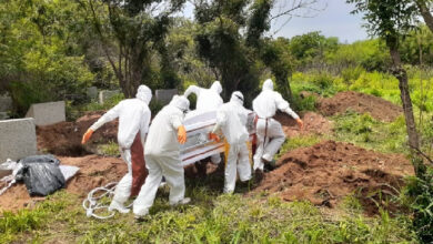 Ghana has recorded a total of 377 deaths since the outbreak of Coronavirus in the country
