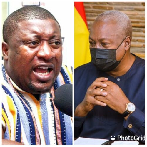 Your Petition has no merit to win you a case in court  - Lawyer Henry Nana Boakye 5