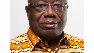 Western North Youth wants Dr.  Kwaku Afriyie to be appointed as cabinet minister. 6