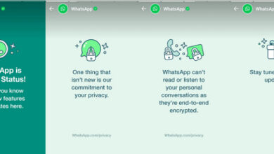 WhatsApp's new feature shows you posts on your status