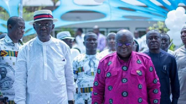 Kufuor, Akufo-Addo, Bawumia extend warm New Year wishes to Ghanaians 1