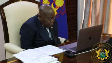 Akufo-Addo Chairs ECOWAS Summit Virtually 5