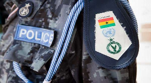 The matter has been reported at the Mankessim Police Command for investigation