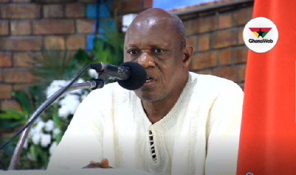 Election Petition: Whatever the outcome, accept it - Justice Atuguba to Ghanaians 1
