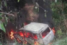 Two Die, Six Injured In Road Accident 50