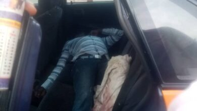 Kumasi: Virgin, Taxi driver found dead inside cab at Bremang 3