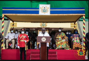 FULL TEXT: Akufo-Addo's 64th Independence Day Speech 2