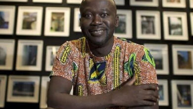 Sir David Adjaye is lead architect of the Ghana National Cathedral