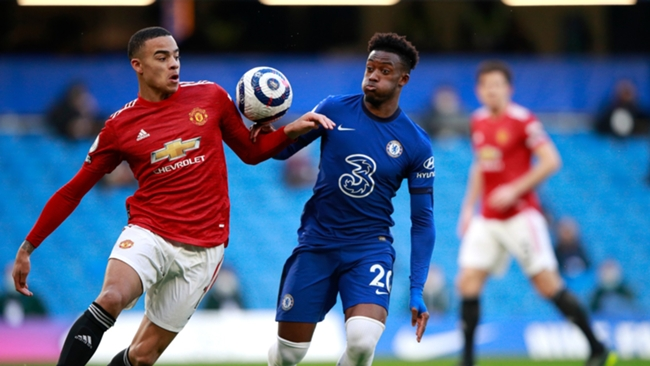 Chelsea 0-0 Manchester United