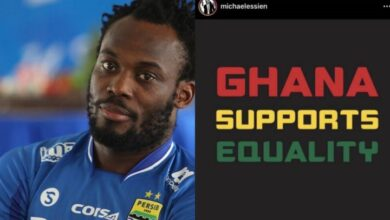500K Instagram Fans Unfollow Micheal Essien 1