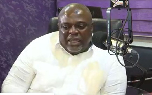 Chief Executive Officer of the Atta-Mills Institute, Koku Anyidoho