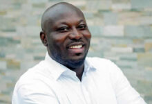 National Youth Organiser of NDC, George Opare Addo